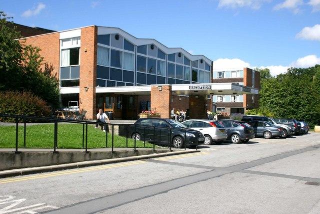 Bodington Halls, Leeds
