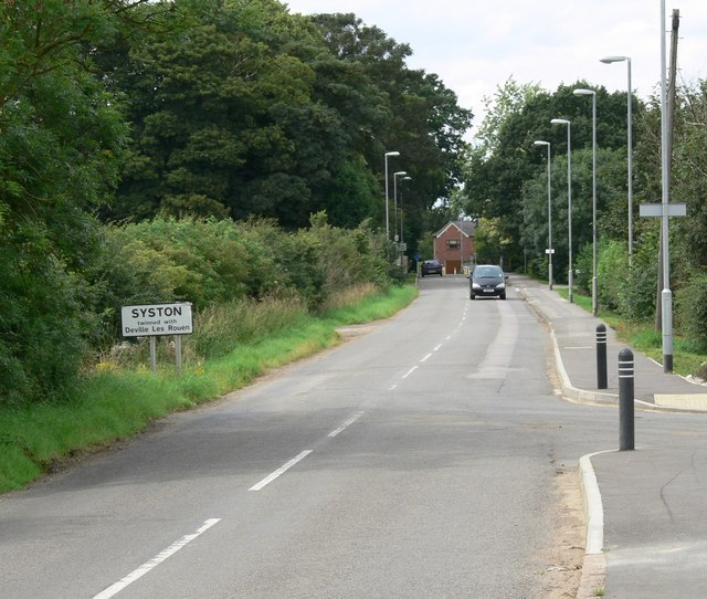 Barkby Lane, Syston