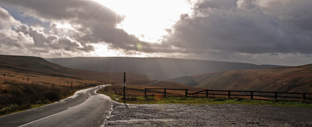 Woodhead Road - Holme Moss