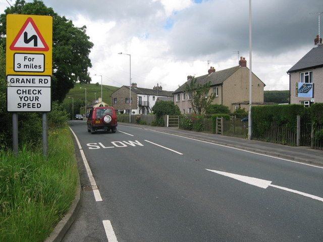 Grane Road
