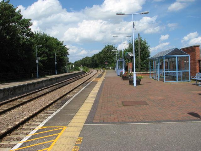 North Walsham Railway Station
