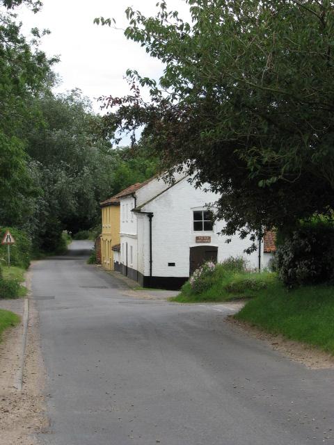 Cottages on Station Road