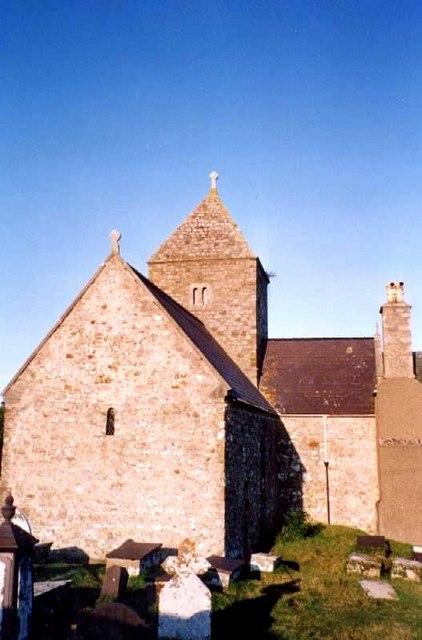 Priordy Penmon Priory