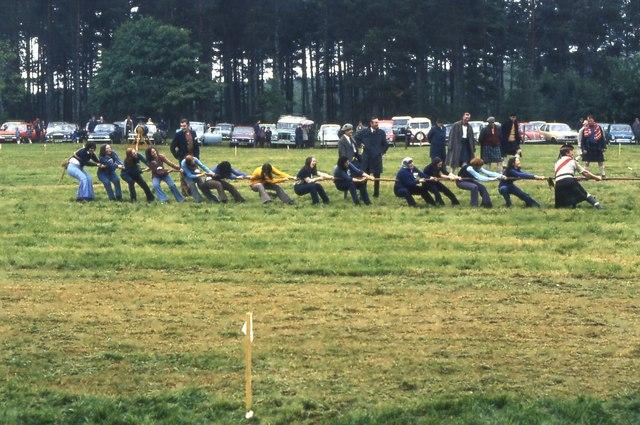 Tomintoul Highland Games