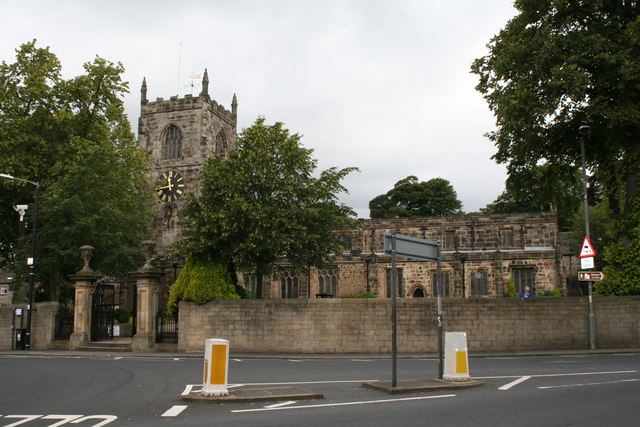 Holy Trinity Church, Skipton, Yorkshire