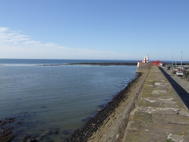 Outer Harbour Wall