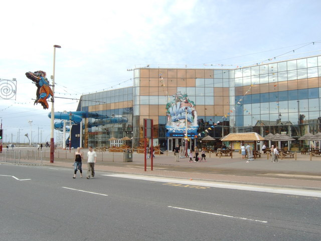 Sandcastle Water Park, Blackpool