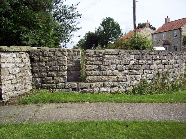 Pinfold, Great Edstone