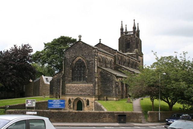 Christ Church, Skipton, Yorkshire