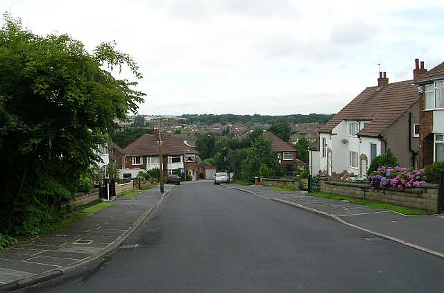 Hillfoot Drive