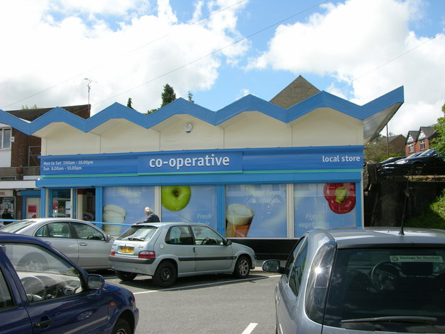 New Co-op Holcombe Brook