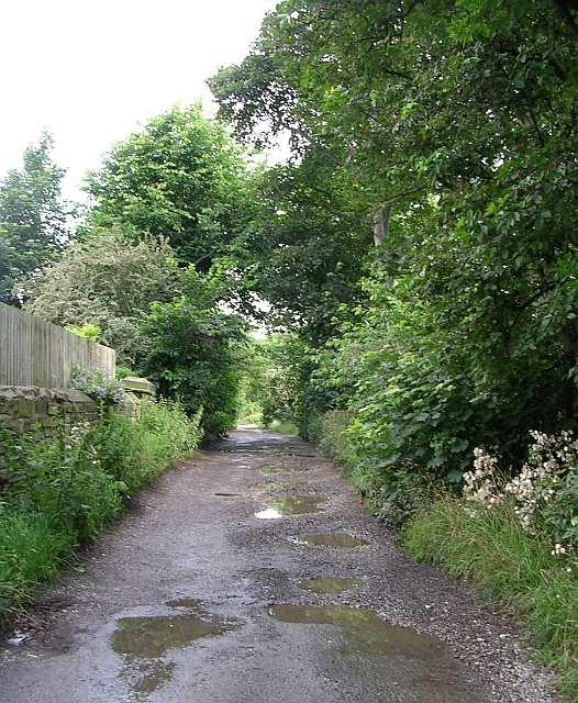Owlcotes Lane