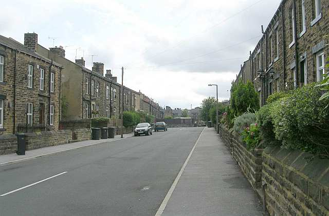 Halliday Street
