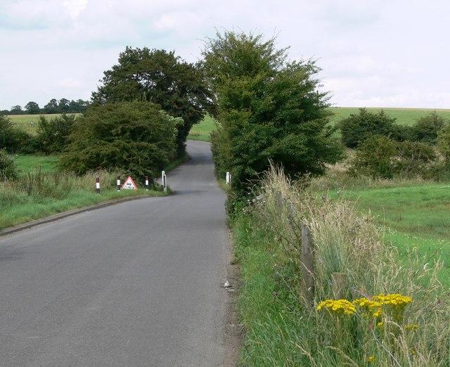 Hamilton Lane near Leicester