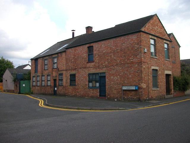 Rugby- Little Pennington Street