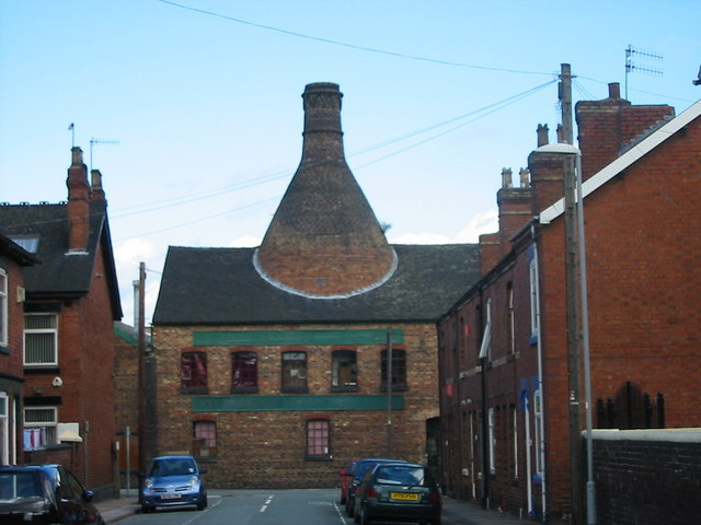 Bottle Oven, Heron Cross, Stoke on Trent