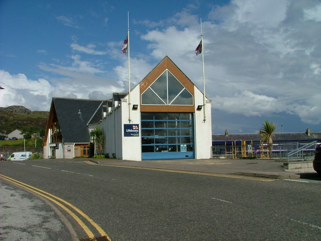 Kyle Lifeboat Station