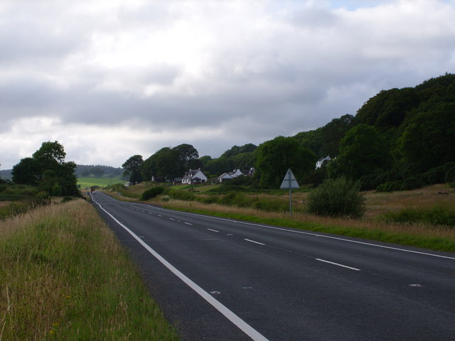 Blackcraig from the A75