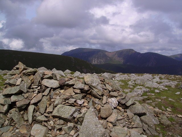 Hindscarth Summit Cairn