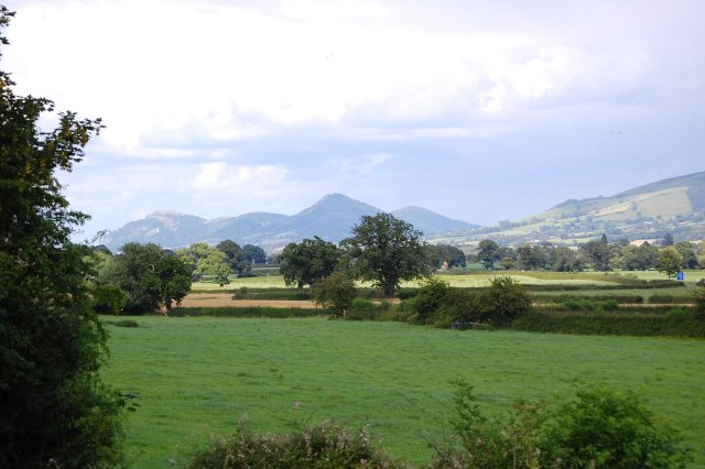 Hills in the distance  and Rodneys Pillar.