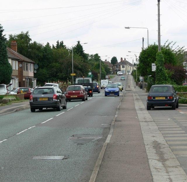 Humberstone Lane, Thurmaston