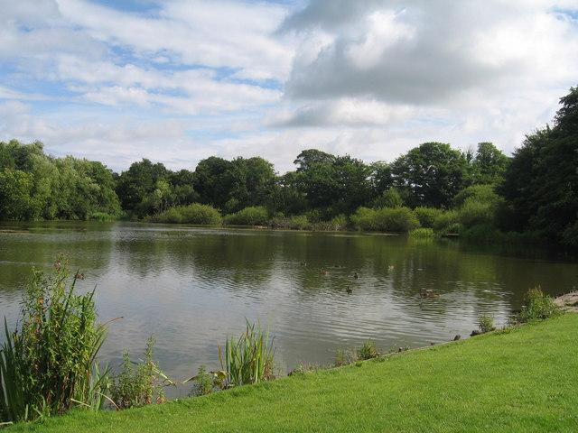Christleton Pond