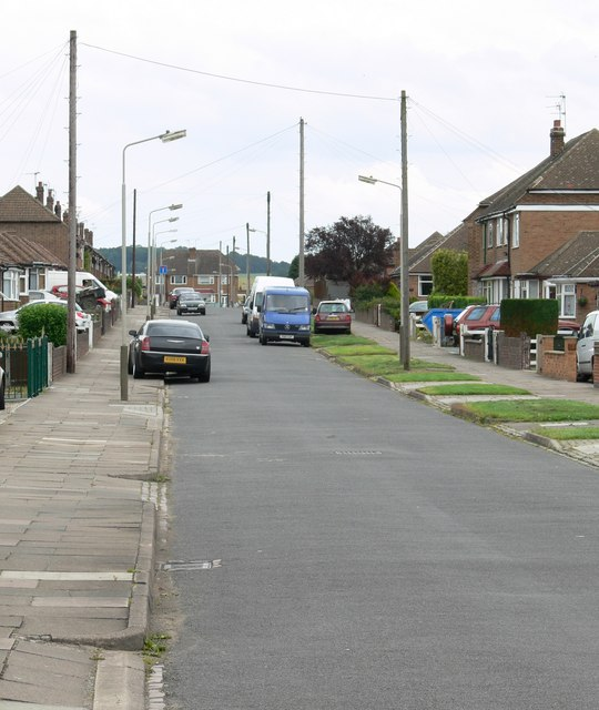 June Avenue, Thurmaston