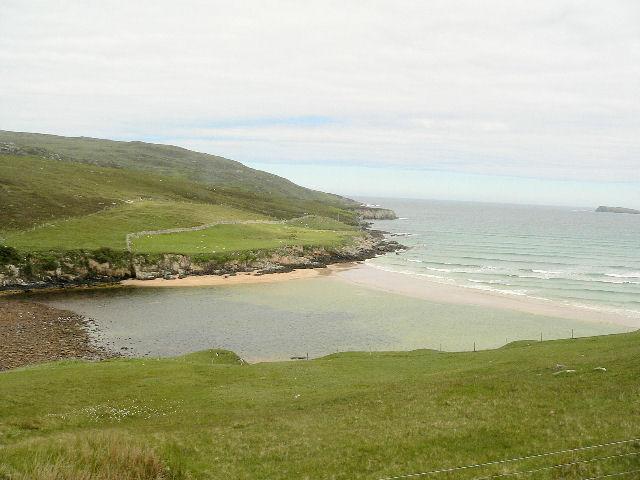 Estuary of Daill River