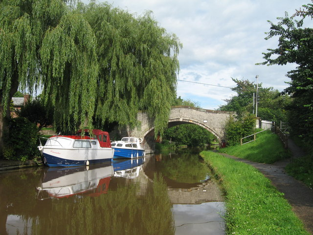 Rowton Bridge on theShropshire Union Canal