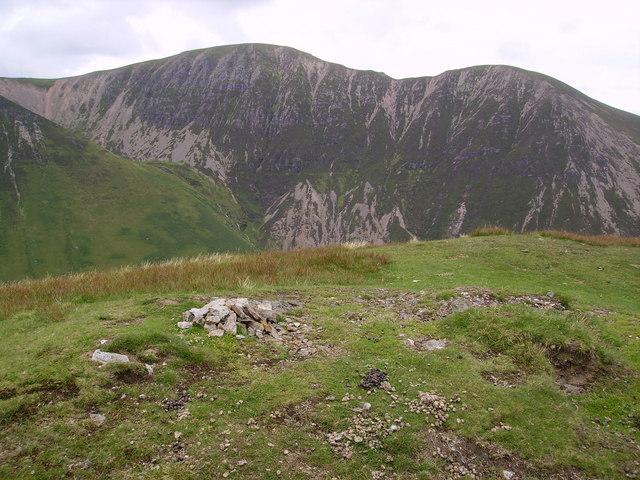 Summit Cairn, Knott Rigg