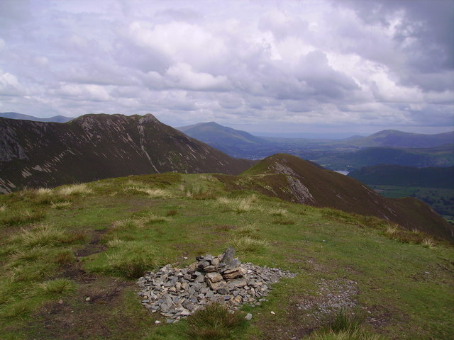 Summit Cairn, Ard Crags