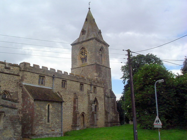 Yelden church