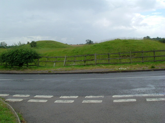 Motte and Bailey at Yelden