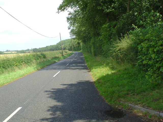 Road to Melchbourne