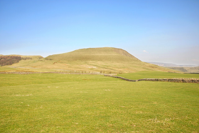 Mam Tor from the back side