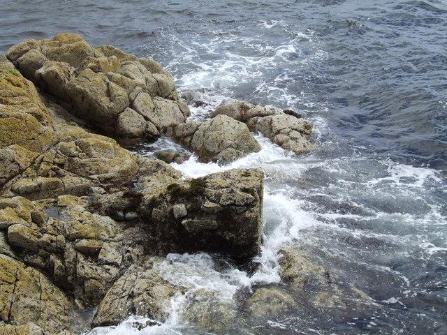 Shore Line, Portencross