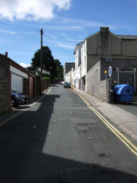 Higher Union Lane, Torquay