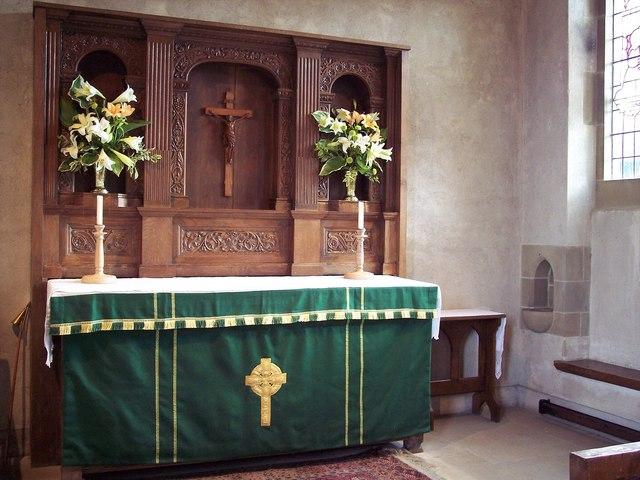 The Church of St Chad, Hutton-le-Hole - Interior