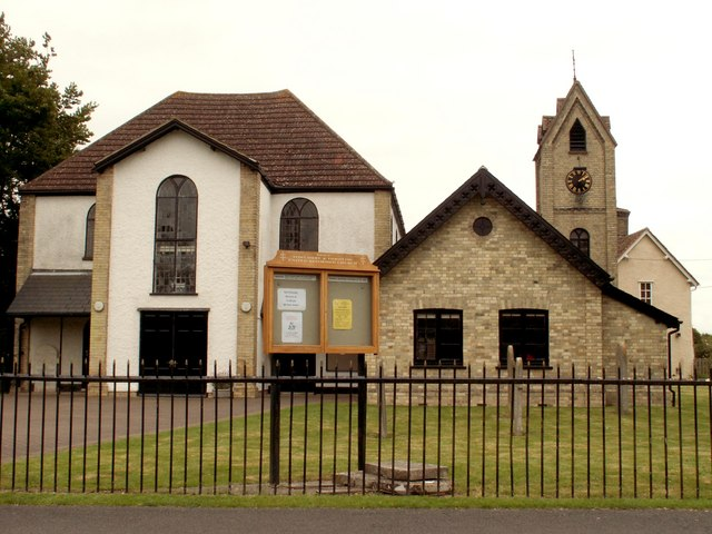Fowlmere and Thriplow United Reformed Church