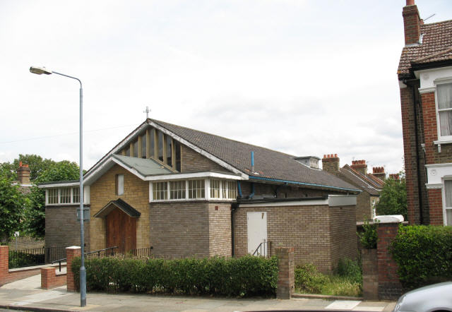 St Richard's church and hall, Charlton