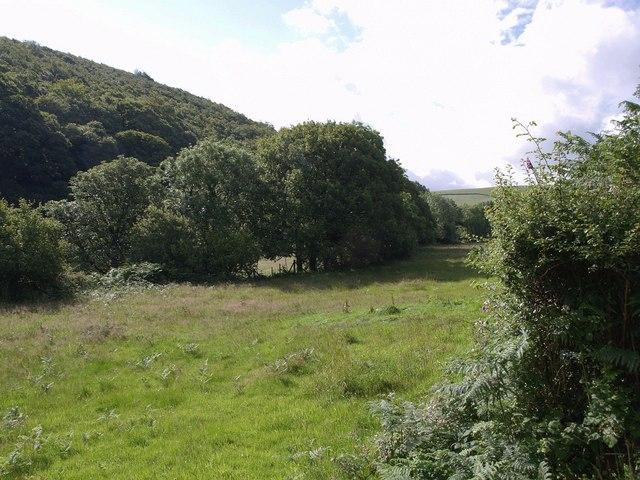 Oare Water valley