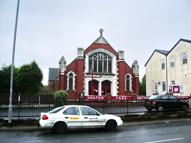 Heaton Park Methodist Church, Prestwich