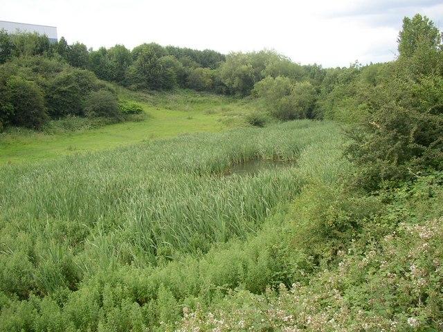 Reservoir, North Bierley
