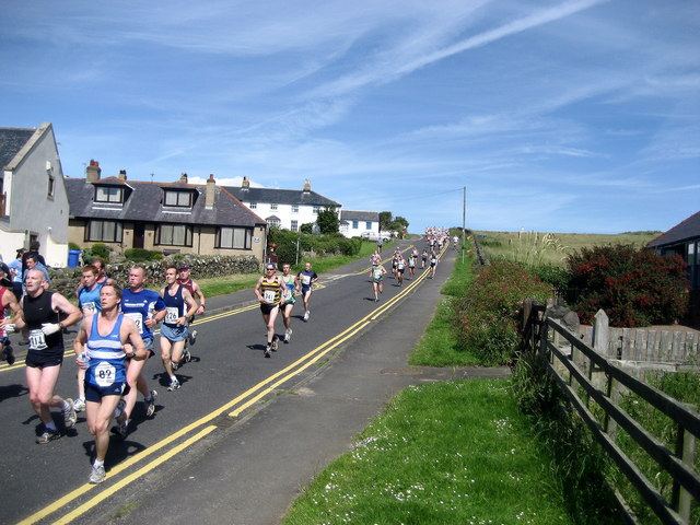 Runners in Low Newton-by-Sea