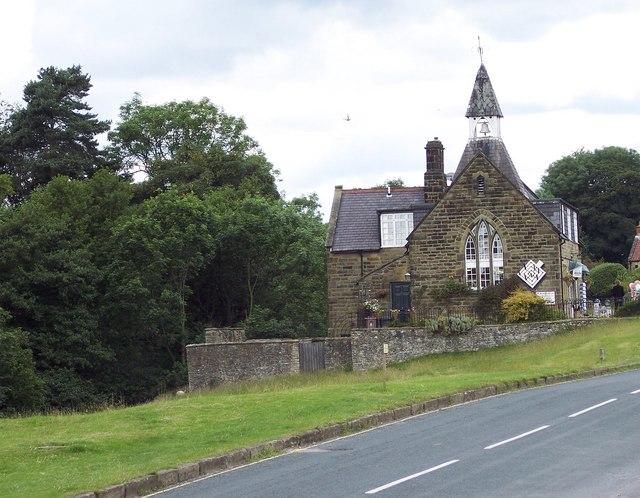 The Old School, Hutton-le-Hole
