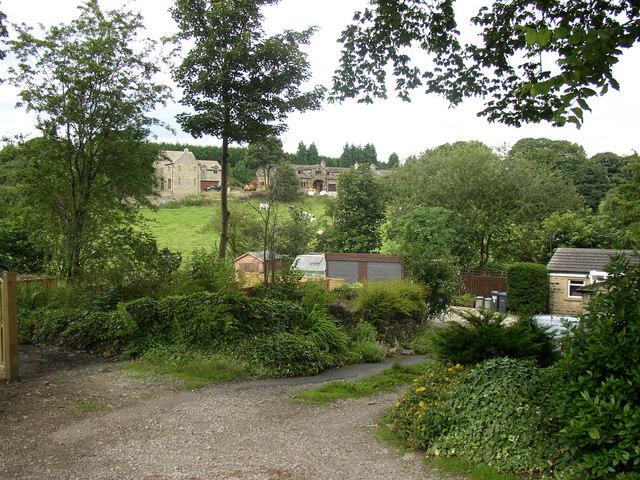 Snake Hill, North Bierley