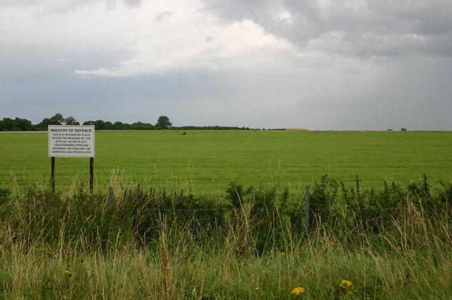 Wyton airfield