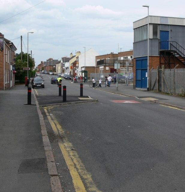 Melton Road, Thurmaston