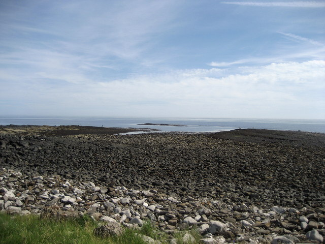 Newton Point, Low Tide