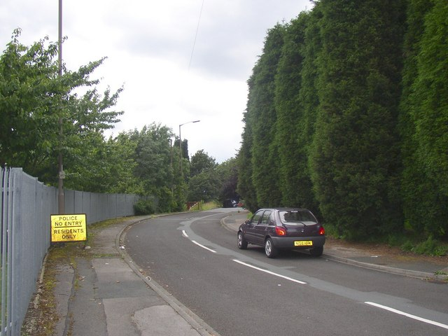 Rockhill Lane, North Bierley